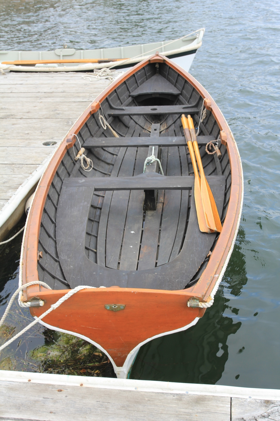 An example of the boathouse fleet